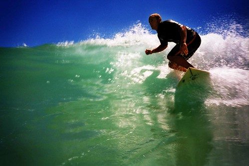 Surfing,by danflo on flickr