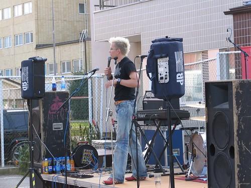Stand-up show in Rovaniemi