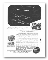 radio scott marine ad receiver lw shortwave hf