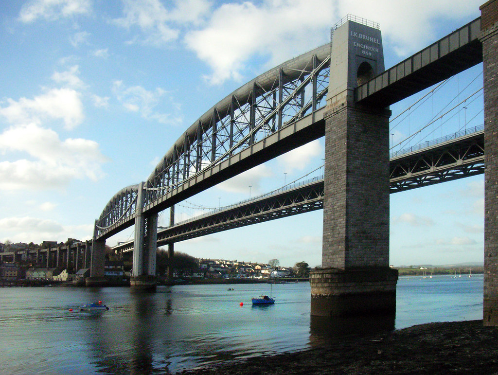 Tamar Bridges (by didbygraham)
