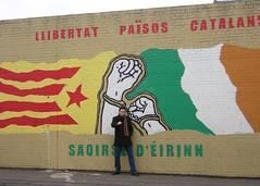 Llibertat Irlanda i Països Catalans