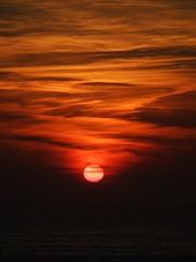 3 Feb - Sunset at Spanish Point