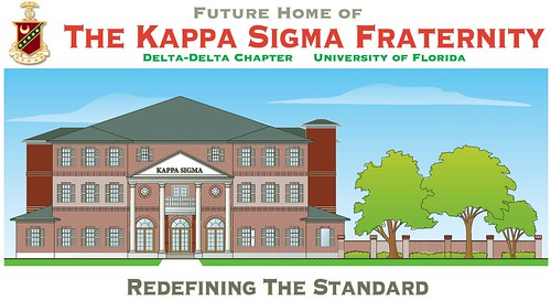 Future Home of The Kappa Sigma Fraternity
