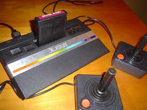 """ATARI VCS 2600: """"La primera gran consola de la historia 383969132_1ef46ba17e"""