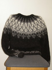 Lopapeysa - Traditional icelandic sweater