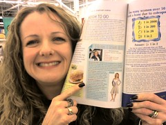 Look! I'm in a magazine!