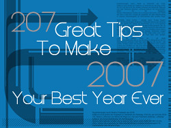 207 Tips For 2007