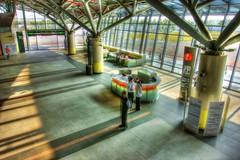 #6244 (James*C) Tags: station taiwan rail tainan hsr hdr canon1740mm
