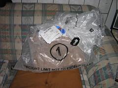postage bag