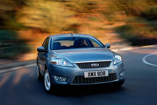 Ford Mondeo 2008 фото