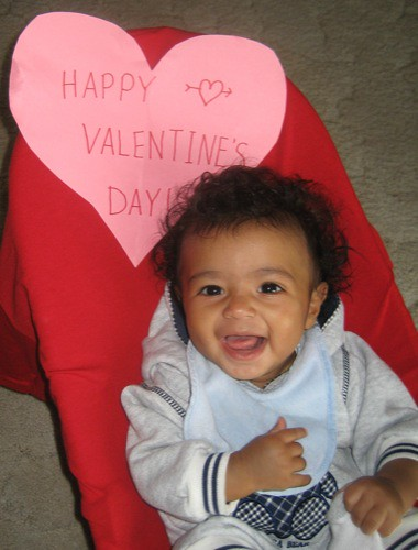 akello's first valentines day