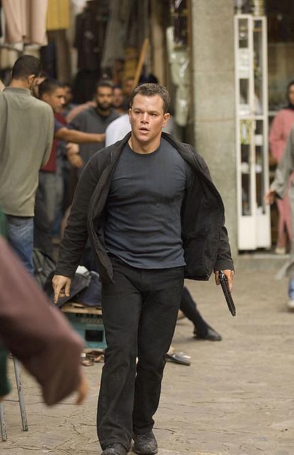 Bourne Ultimatum by Dimitrios Vogdos