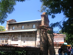 Old theater, Nessebar, Bulgaria