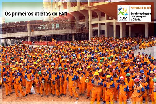 Pan 2007 propaganda