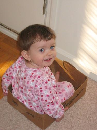 In Grace's box