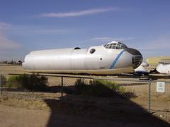 B-36 - Forward Fuselage (rob-the-org) Tags: aircraft sac moo pima restoration 500 peacemaker bomber 1000 b36 convair tucsonaz strategicaircommand pimaairspacemuseum b36j 522827 thecityoffortworth