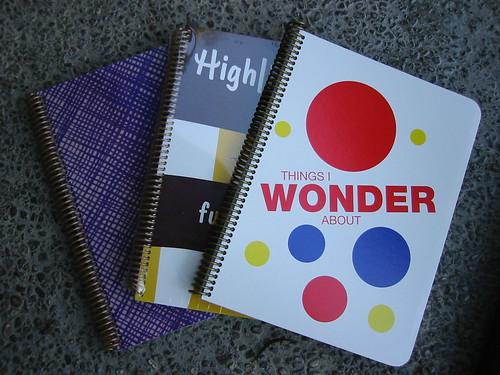 Three Pamela Barsky journals