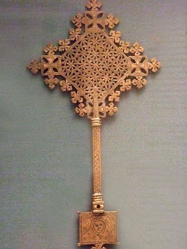 Ethiopian Wooden Cross Ethiopian wooden cross