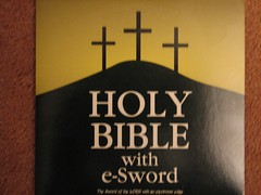 Creationists Holy Bible E-Sword