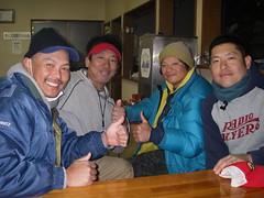 柳カップ参加者の面々