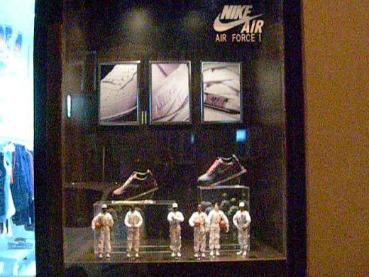 A future Nike concept store