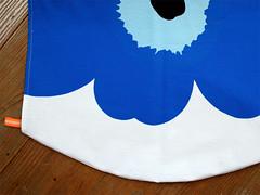 sling unikko blue