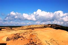 Golden sand (valerius25) Tags: sardegna sky clouds d50 sand nikon nuvole sardinia cielo arbus sabbia torredeicorsari valerius25 valeriocaddeu