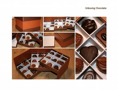 Unboxing Chocolate