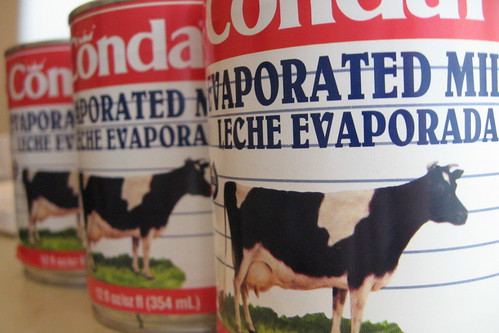 evaporated milk gets its closeup