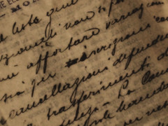 cancellazioni (ilConte) Tags: document letter calligraphy calligrafia documento lettera