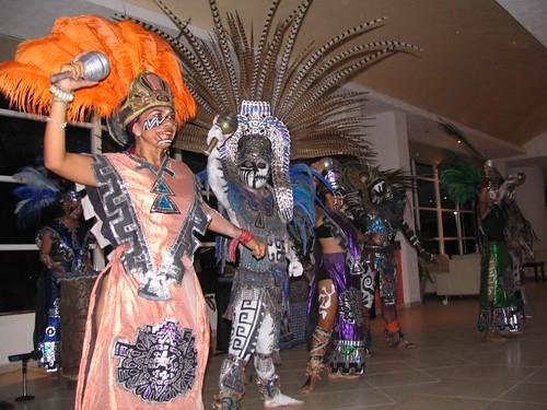 Pre-hispanic show