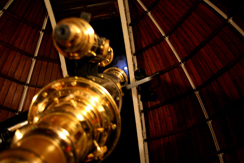 Telescope by Peter Huys, on Flickr