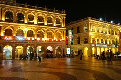 Macau @ night