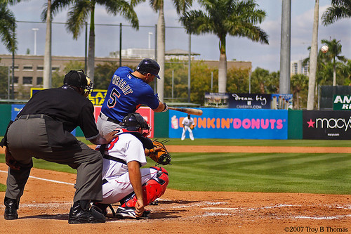 Spring Training; Photography by Troy Thomas