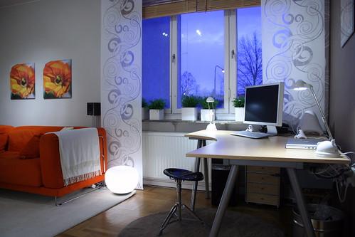 IKEA home...