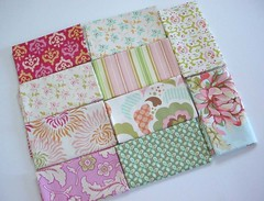 .:  Frescut   :. (Warm 'n Fuzzy) Tags: beautiful design pattern craft fabric material fq freespirit freshcut heatherbailey fatquarter