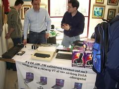 Mercadillo en MadriSX 2007