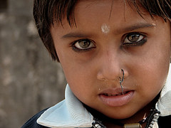 Pierced Nose by UrvishJ, on Flickr