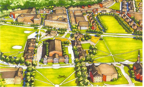 East Campus Concept