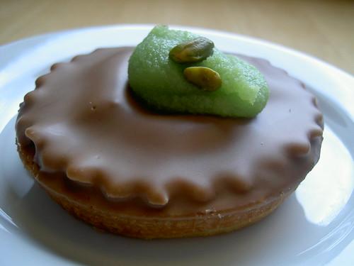 Marcipan pie
