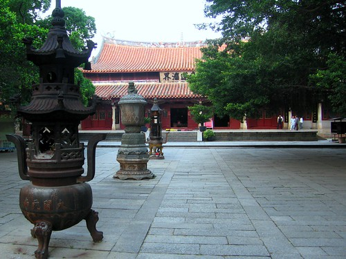Kaiyun Temple - Quanzhou, China