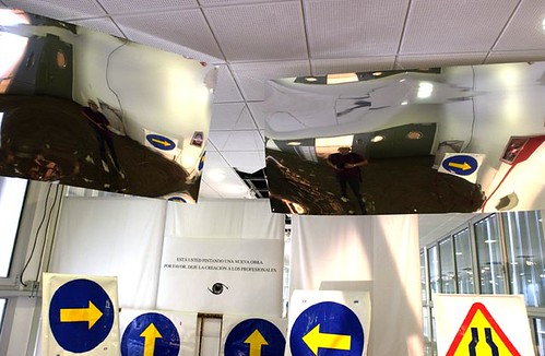 Transversal- Instalacion 2 - espejos