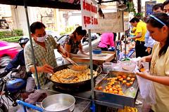 Bangkok Street Food.