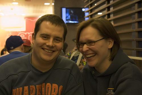 Jay und Dana