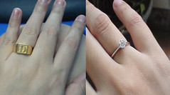 my rings memories