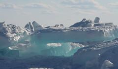 Ice Boulders (Sharon Mollerus) Tags: snow ice minnesota shore blocks duluth lakesuperior sculptures formations 200703178