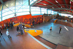 Championnat de France de Skateboard - Lille / France