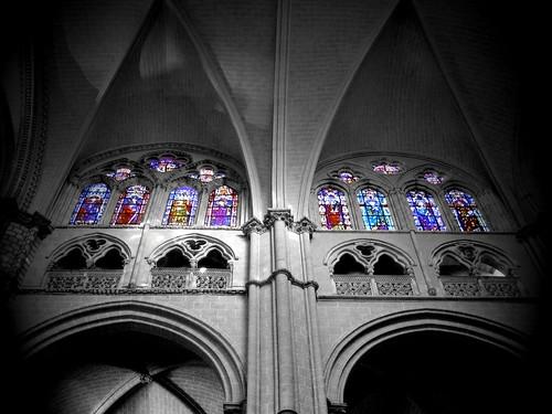 Vidrieras Catedral de Toledo