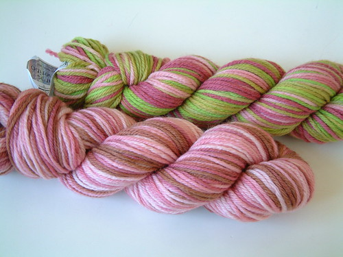 Artyarns Supermerino- Cute together
