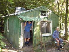 Baine Iti Hut, Rimutaka Range